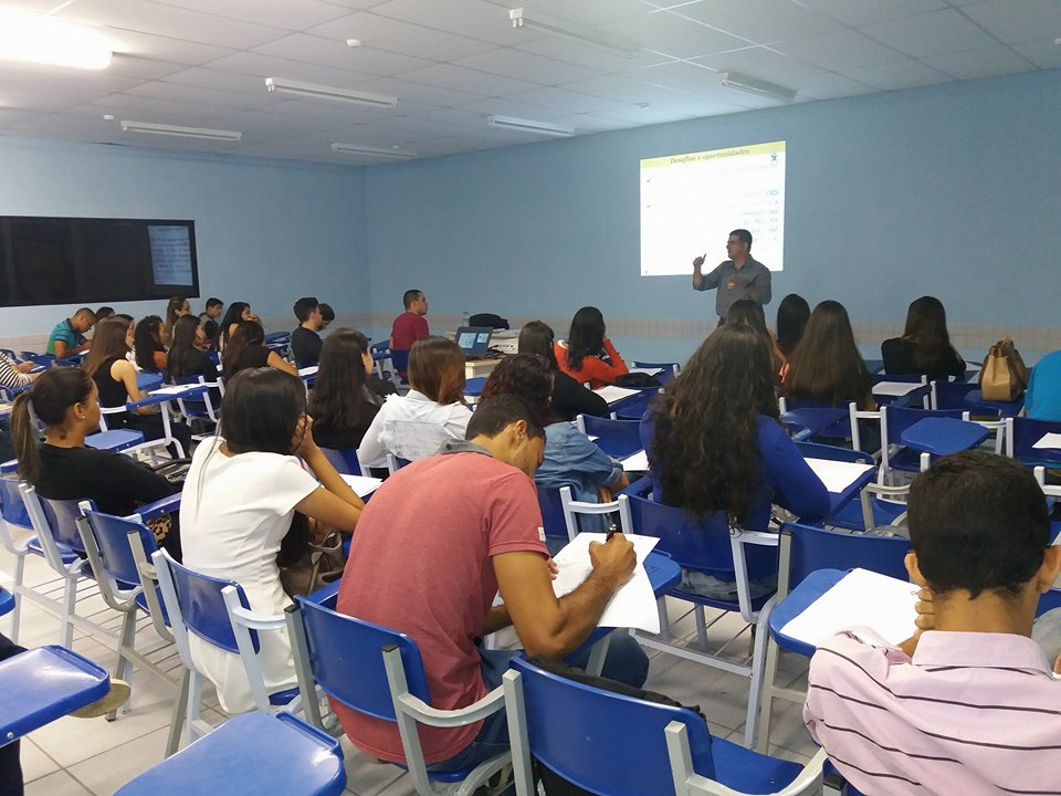 Projeto cursos profissionalizantes