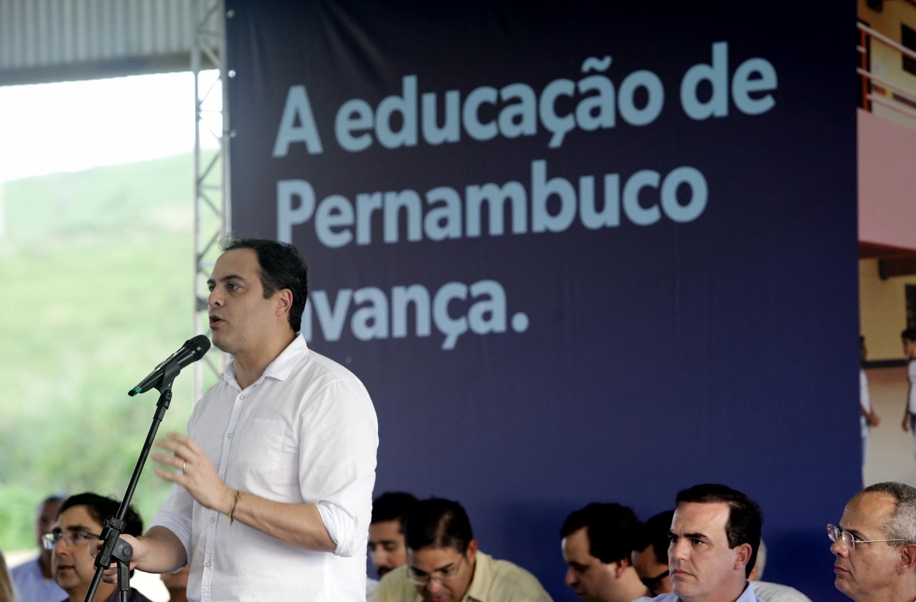 Governador Paulo Câmara inaugurou dd90e6f7b76
